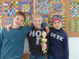 Schach Team 1